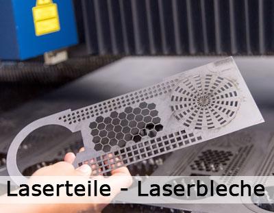 Laserteile – Laserbleche